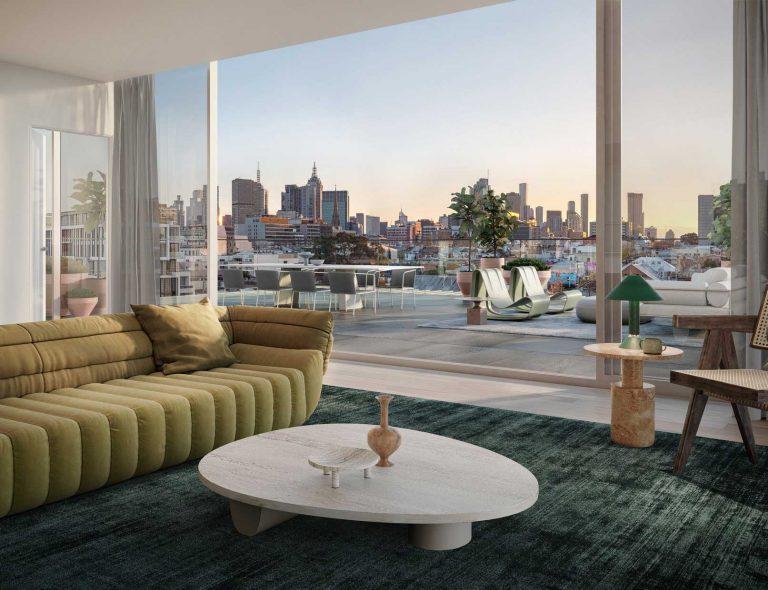 C&L-Residencies-Collingwood-3D-architectural-visualisation-interior-FKD-Studio