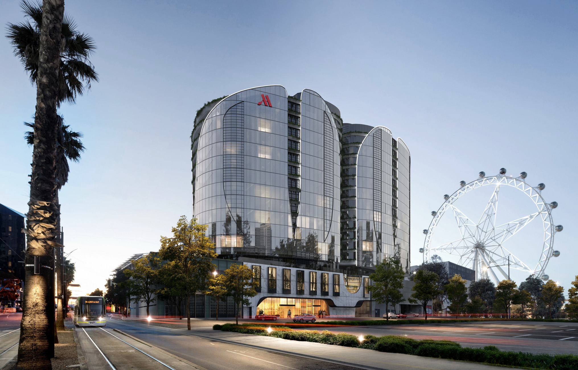 The-Docklands-property-development-3d-architectural-images-FKD-Studio-scene