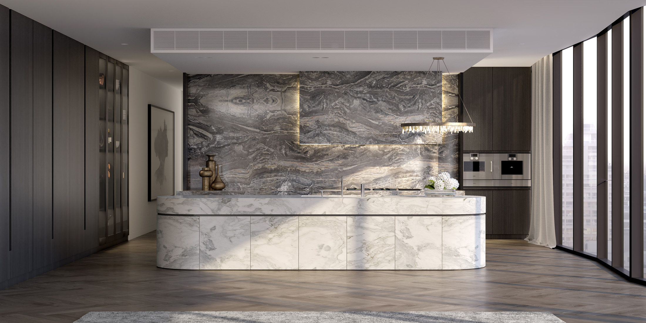 The-Muse-apartment-living-image-photography-3d-renders-FKD-studio-marble-kitchen