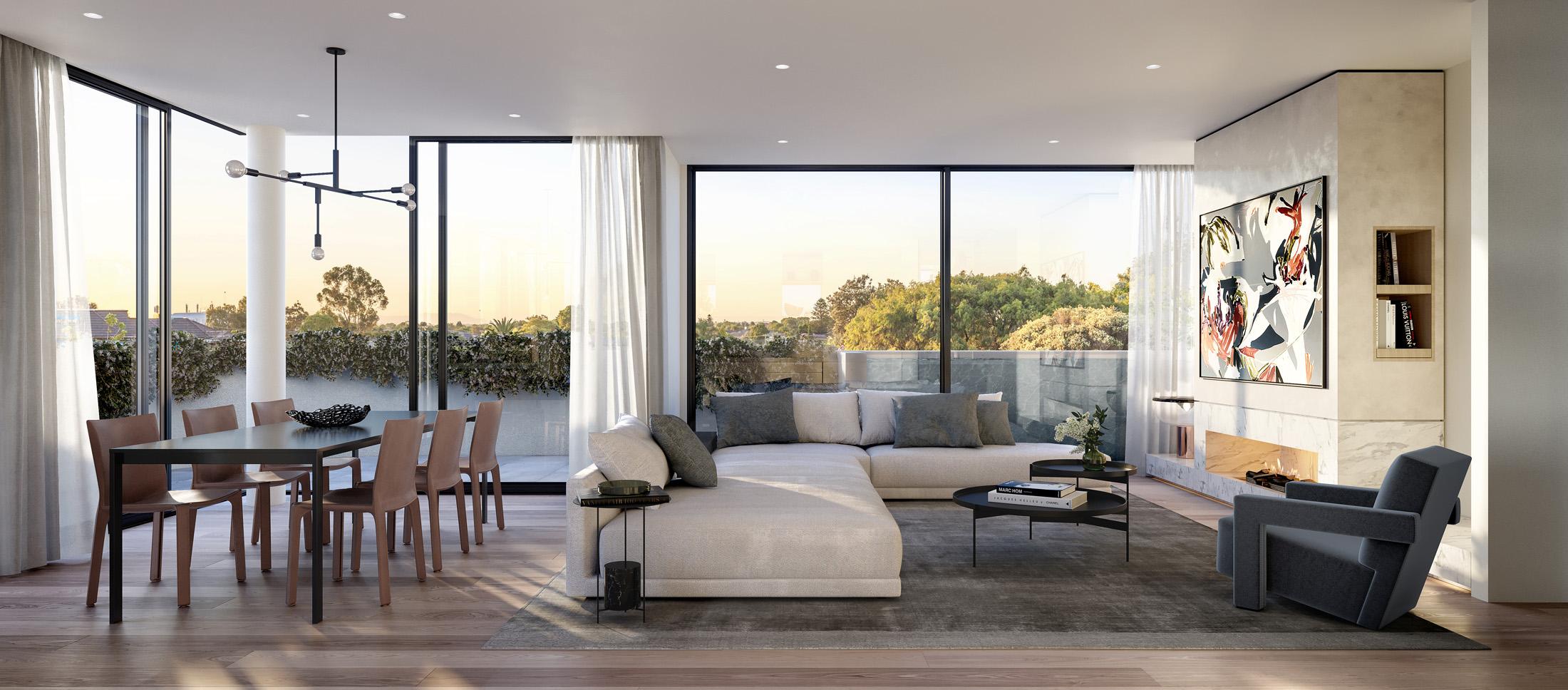 Trentham-House-interiors-sandringham-Melbourne-3d-image-visualisation