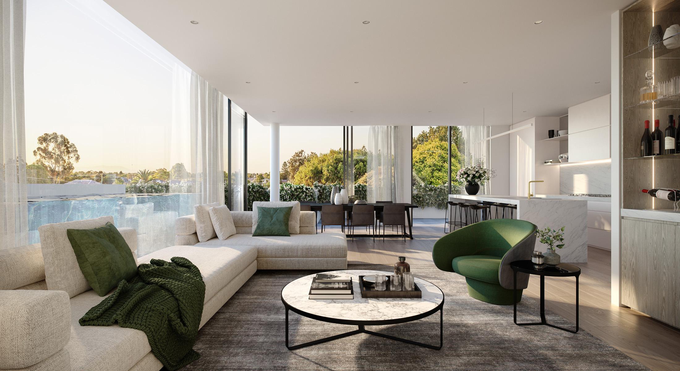 Trentham-interior-livingroom-sandringham-Melbourne-3d-image-visualisation