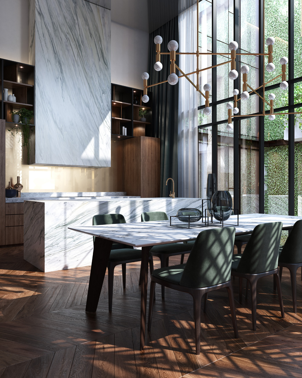 fkd-studio-Yarra-One-building-3d-image-visualisation-melbourne-FKD-Studio-dining-interiors