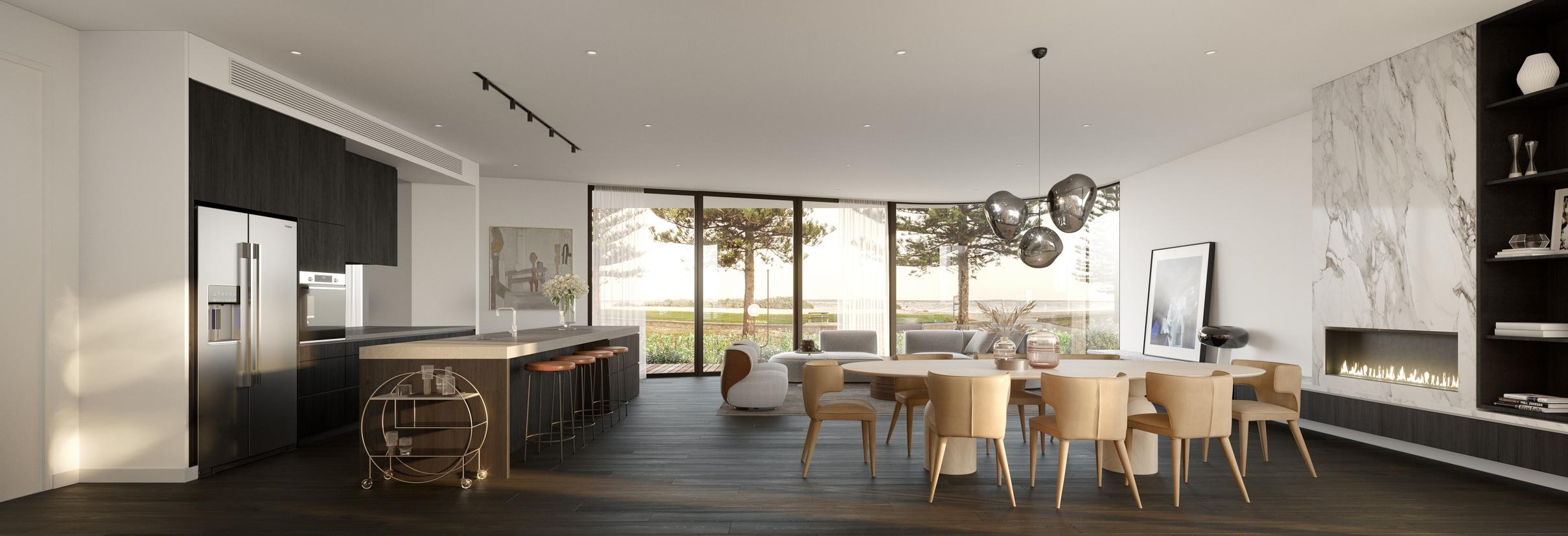Mancini-Esplanade-3D-image-visualisation-living-kitchen