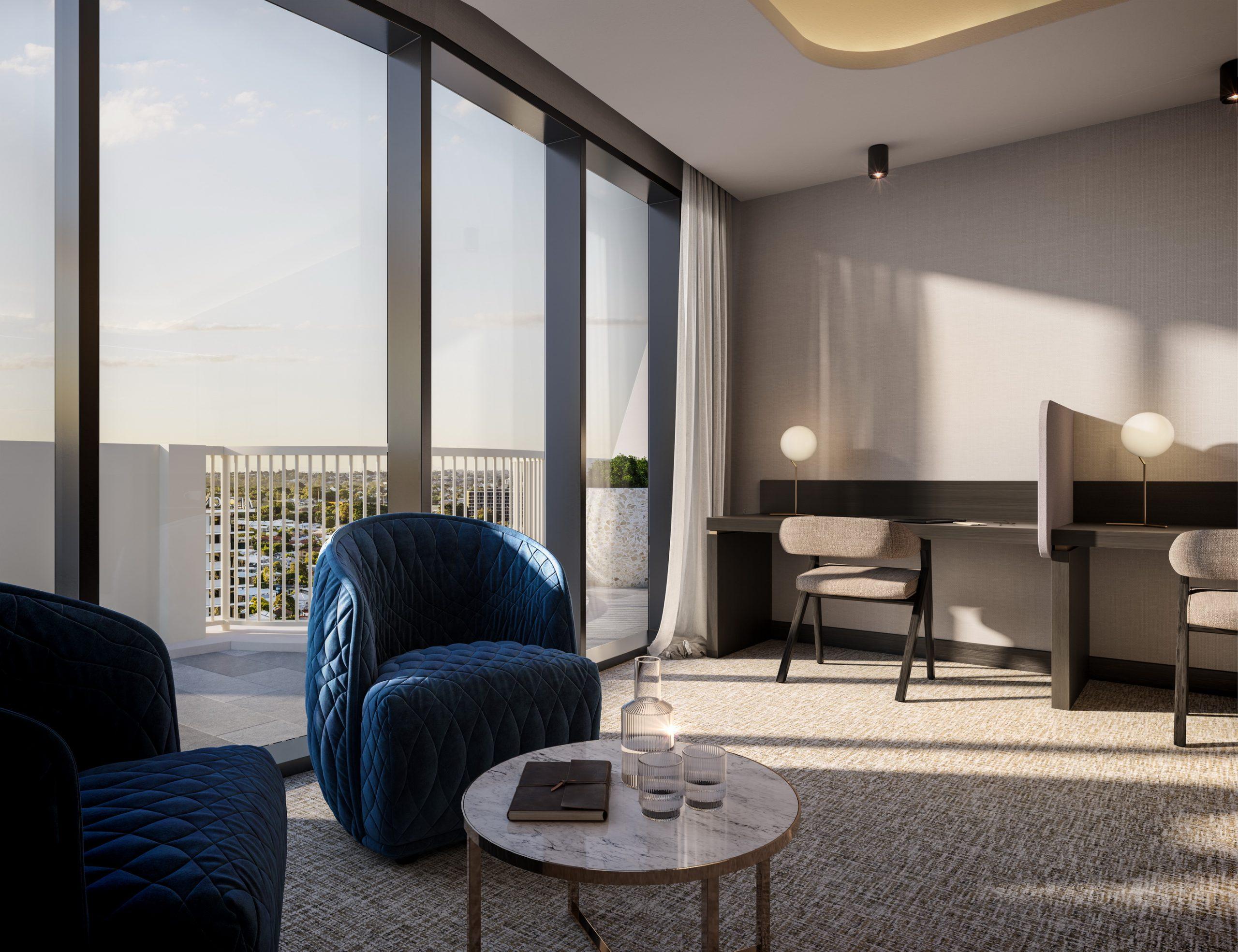 Rivello-queensland-render-3d-fkd-studio-architecture-luxury-co-work-space-interior