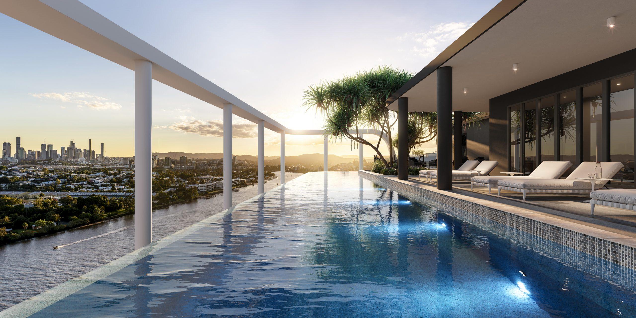 Rivello-queensland-render-3d-fkd-studio-architecture-luxury-exterior-pool-amenity