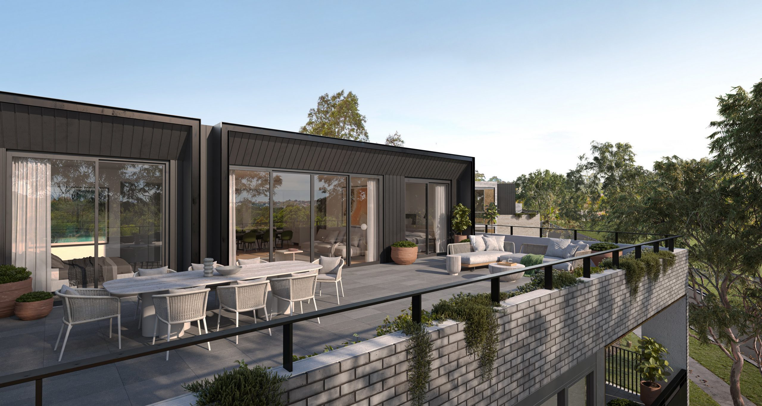 fkd-studio-render-architecture-image-the-grounds-interior-ivanhoe-residential-balcony-view-parklands