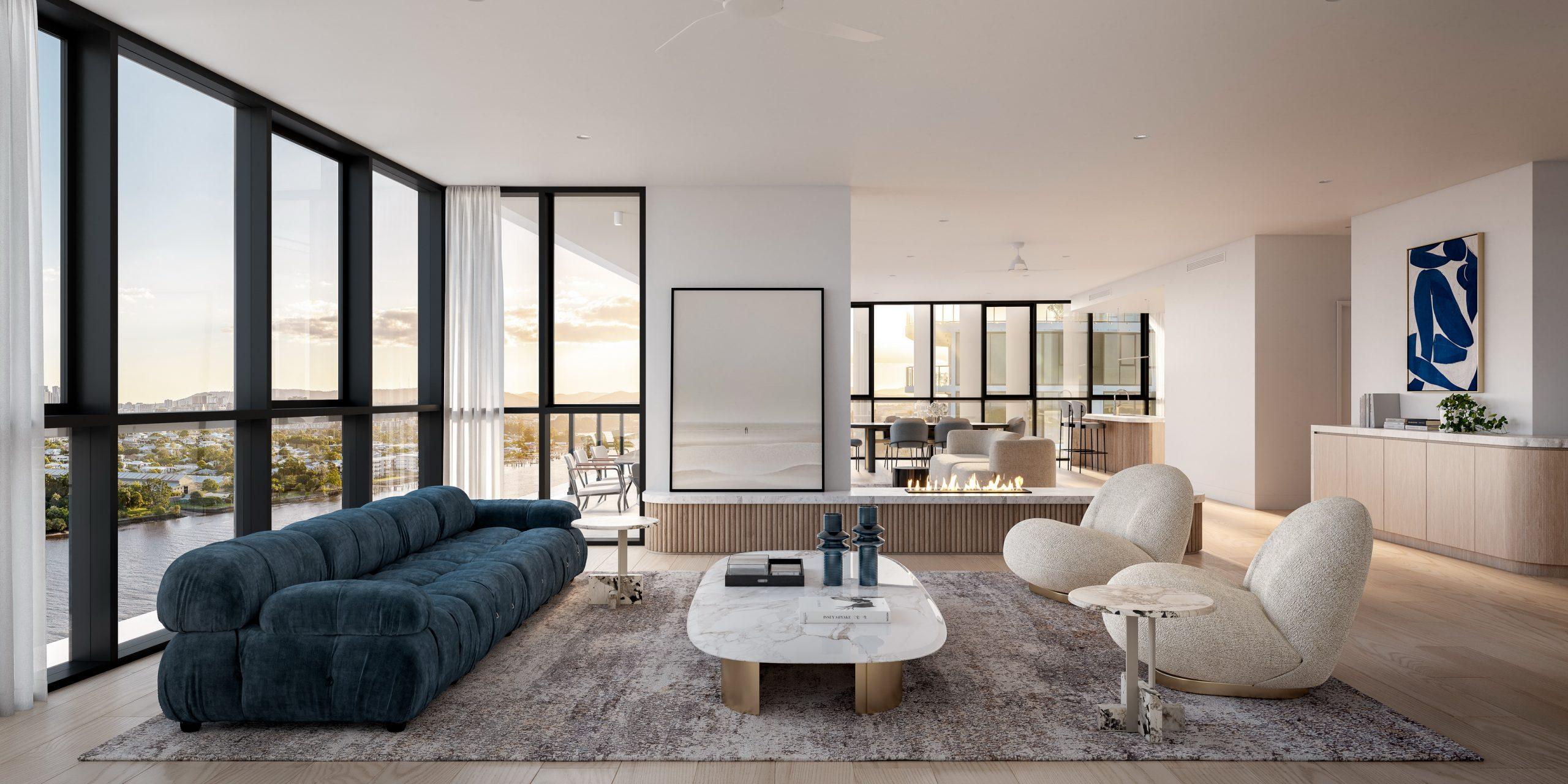 Rivello-queensland-render-3d-fkd-studio-architecture-luxury-interior-design-penthouse-living
