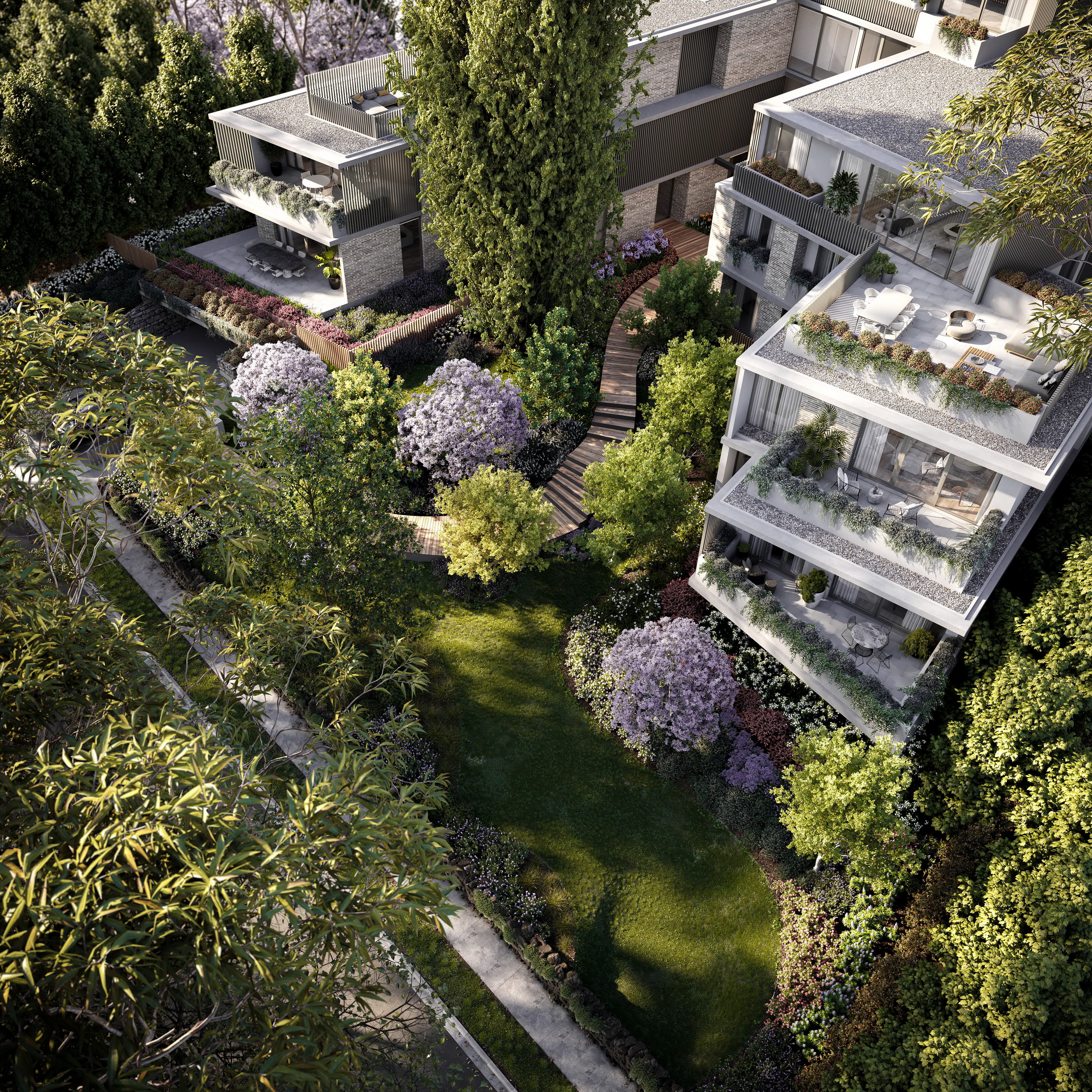 fkd-studio-3d-archiecture-visualisation-cgi-archviz-eaglemont-exterior-lookdown